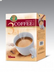 Kopimas Coffee Mix 3in1 20g x 10's (W) Box, 9555025000081