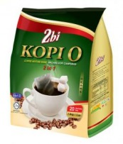 2BI 2in1 Coffee Mixture Bag With Sugar 20g x 20's, 9555025004799